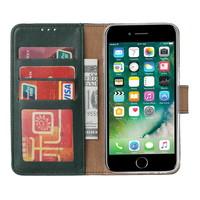 Bookcase Apple iPhone 6 / 6S hoesje - Smaragdgroen