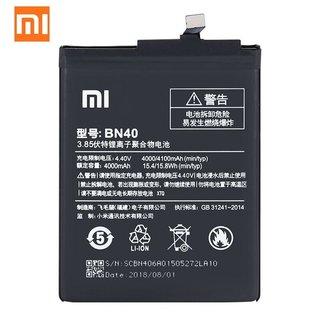 BN40 Originele Batterij / Accu
