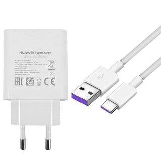 Originele Supercharger Oplader Adapter kop + USB 3.1 Type-C kabel - 5A