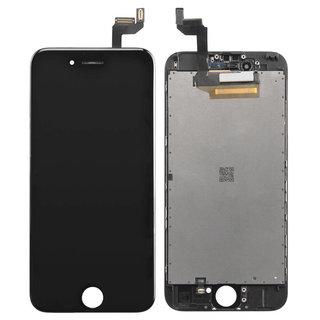 iPhone 6S scherm en LCD (AAA+ kwaliteit) - Zwart