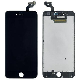 iPhone 6S Plus scherm en LCD (AAA+ kwaliteit) - Zwart