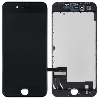 iPhone 8 scherm en LCD (AAA+ kwaliteit) - Zwart