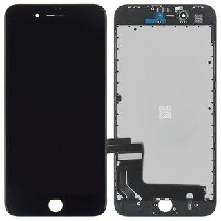 iPhone 8 Plus scherm en LCD (AAA+ kwaliteit) - Zwart