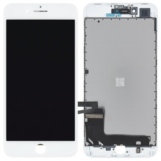 iPhone 8 Plus scherm en LCD (AAA+ kwaliteit) - Wit
