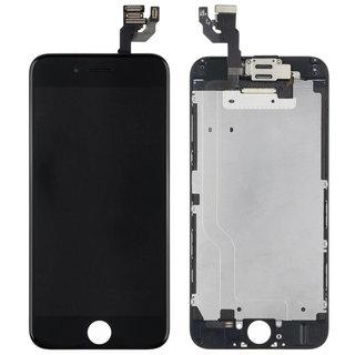 Voorgemonteerd iPhone 6 scherm en LCD (AAA+ kwaliteit) - Zwart