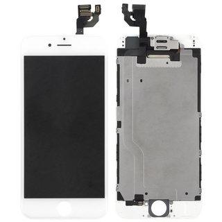 Voorgemonteerd iPhone 6 scherm en LCD (AAA+ kwaliteit) - Wit