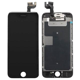 Voorgemonteerd iPhone 6S scherm en LCD (AAA+ kwaliteit) - Zwart