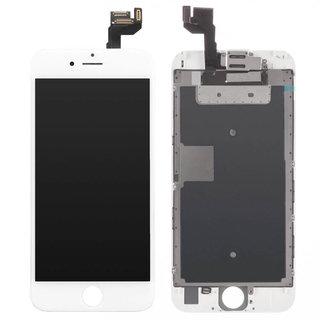 Voorgemonteerd iPhone 6S scherm en LCD (AAA+ kwaliteit) - Wit