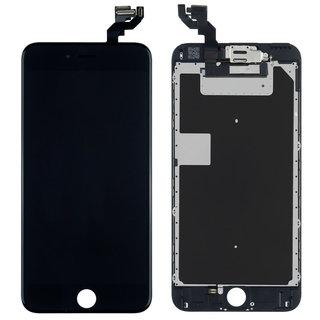 Voorgemonteerd iPhone 6S Plus scherm en LCD (AAA+ kwaliteit) - Zwart