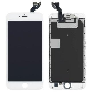 Voorgemonteerd iPhone 6S Plus scherm en LCD (AAA+ kwaliteit) - Wit