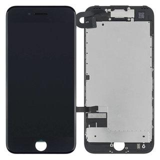 Voorgemonteerd iPhone 7 scherm en LCD (AAA+ kwaliteit) - Zwart