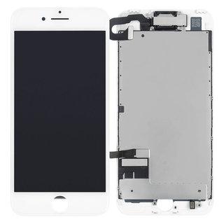 Voorgemonteerd iPhone 7 scherm en LCD (AAA+ kwaliteit) - Wit