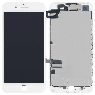 Voorgemonteerd iPhone 7 Plus scherm en LCD (AAA+ kwaliteit) - Wit