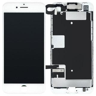 Voorgemonteerd iPhone 8 scherm en LCD (AAA+ kwaliteit) - Wit