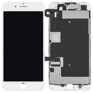 Voorgemonteerd iPhone 8 Plus scherm en LCD (AAA+ kwaliteit) - Wit
