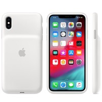 Apple Originele iPhone XS Max Smart Batterij Hoes - Wit