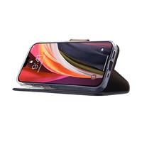 Bookcase Apple iPhone 12 Mini hoesje - Zwart