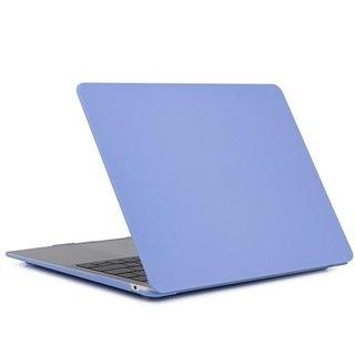 Hardshell Cover Macbook Pro 13 inch (2016-2020) - Baby Blauw