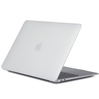 Hardshell Cover Macbook Pro 13 inch (2016-2020) - Matte Transparant