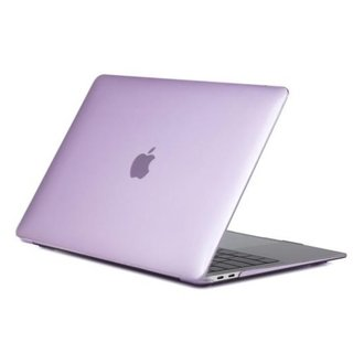 Hardshell Cover Macbook Air 13 inch (2011-2017) A1369/A1466 - Paars