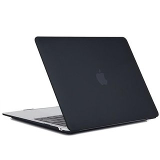Hardshell Cover Macbook Air 13 inch (2011-2017) A1369/A1466 - Zwart