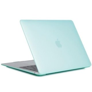 Hardshell Cover Macbook Air 13 inch (2011-2017) A1369/A1466 - Mintgroen