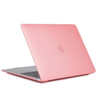 Hardshell Cover Macbook Air 13 inch (2011-2017) A1369/A1466 - Roze