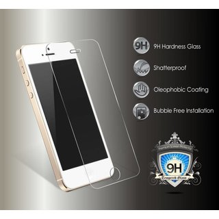 Apple iPhone 5 / 5S / 5C Screenprotector - Glas