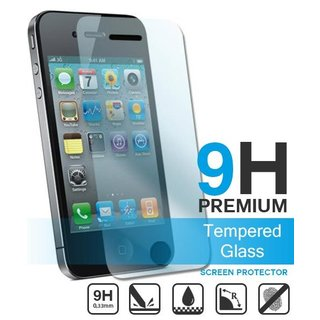Apple iPhone 4 / 4S Screenprotector - Glas