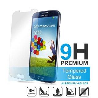 Samsung Galaxy S4 Screenprotector - Glas