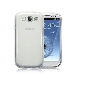 Galaxy S3 silicone achterkant hoesje