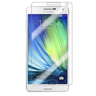 Samsung Galaxy A7 Screenprotector - Glas