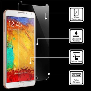 Samsung Galaxy E7 Screenprotector - Glas