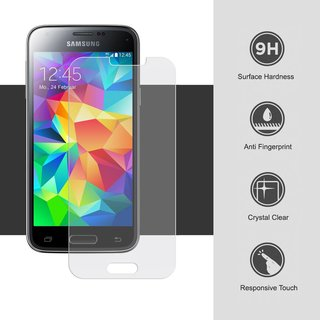 Samsung Galaxy S5 Mini Screenprotector - Glas