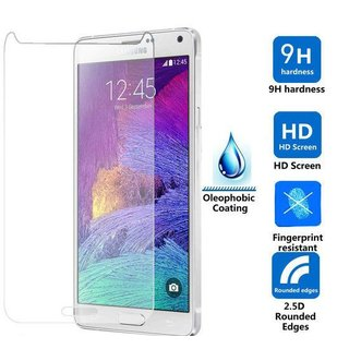 Samsung Galaxy Note 4 Screenprotector - Glas