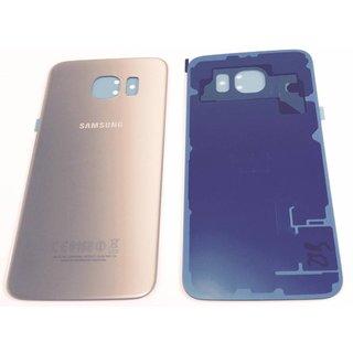 Samsung Galaxy S6 Originele Batterij Cover - Goud