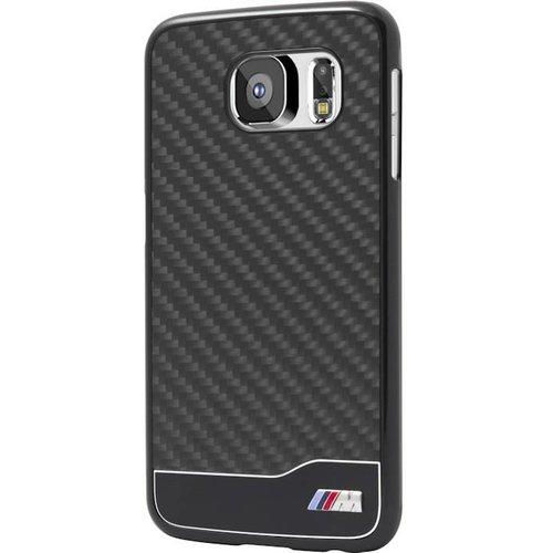 BMW Hard Backcover Carbon hoesje voor de Samsung Galaxy S6
