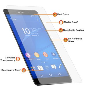 Sony Xperia Z4 Compact/Mini Screenprotector - Glas