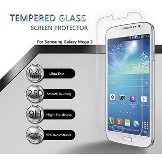 Samsung Galaxy Mega 2 Screenprotector - Glas