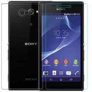 Sony Xperia M2 Screenprotector - Glas