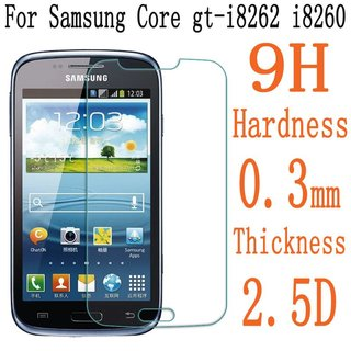 Samsung Galaxy Core i8260 Screenprotector - Glas