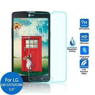 LG L80 Screenprotector - Glas
