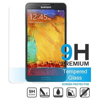 Samsung Galaxy Note 3 Screenprotector - Glas
