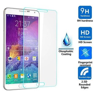 Samsung Galaxy A3 Screenprotector - Glas