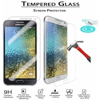 Samsung Galaxy E5 Screenprotector - Glas