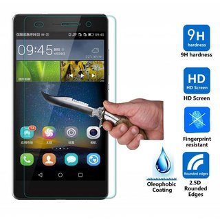Huawei Ascend P8 Lite Screenprotector - Glas