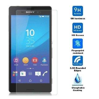 Sony Xperia M4 Aqua Screenprotector - Glas