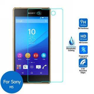 Sony Xperia M5 Screenprotector - Glas