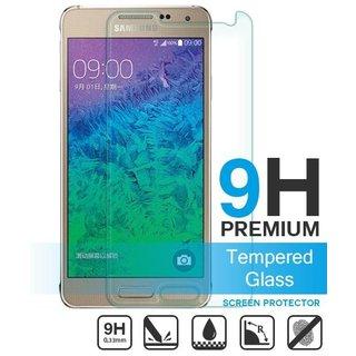 Samsung Galaxy Alpha G850 Screenprotector - Glas