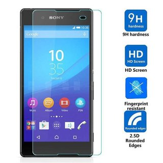 Sony Xperia E4 Screenprotector - Glas